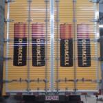 Caminhão da Transmiura Adesivado para Evento da Duracell